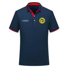 soccer polo Canada - 2019 Club america Polo Shirt soccer Jersey 19 20 CA Club america soccer polo shirt PERALTA P.AGUILAR DOMINGUEZ jerseys football shirt