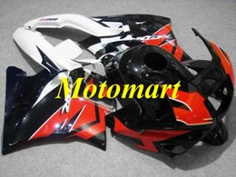 Honda Cbr F2 Red Fairings Australia - Motorcycle Fairing kit for HONDA CBR600F2 91 92 93 94 CBR 600 F2 1991 1994 ABS Red gloss black Fairings set+gifts HF07