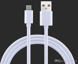 Toptan satış Premium 2A Yüksek Hızlı Mikro USB Kablosu C Tipi kablolar Powerline 4 uzunlukları 1 M Sync Hızlı Şarj Android 2.0 için USB 2.0