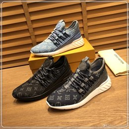 Discount perfect sneakers - 2019Z men's casual sports shoes perfect outdoor lace-up sneakers, with micro-standard, with the original box fast d