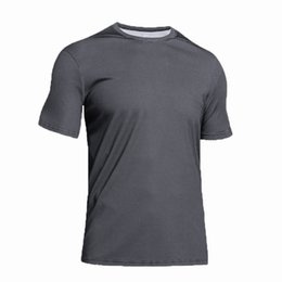 $enCountryForm.capitalKeyWord Australia - Men Fitness T-shirts Thin Mesh Breathable Quick-dry Running Tops for Summer Outdoor FH99