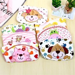 diapers covers cotton UK - Diaper Pants Baby Diapers Cotton Baby Waterproof Pants Newborn Diapers Gauze Diaper Washable Breathable Inserts Cover
