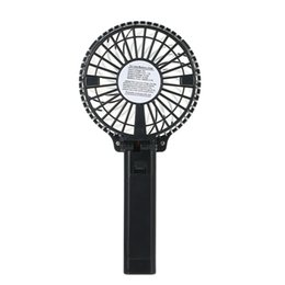 $enCountryForm.capitalKeyWord NZ - USB Gadgets 18650 Battery Rechargeable Fan Ventilation Foldable Air Conditioning Fans Cooler Mini Operated Hand Held Cooling Fan