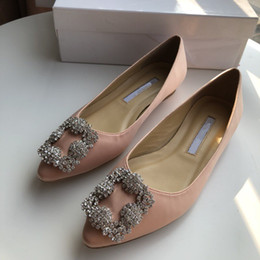 Wedding Dress Authentic NZ - 2019 authentic cowhide designer high heels in spring and autumn of Sexy Bar Banquet Wedding Shoes thick heel Ship shoes yc19031105