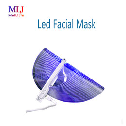 $enCountryForm.capitalKeyWord NZ - New Invention 3 Color LED Light Therapy Face Mask Beauty Instrument