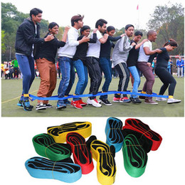 Golf Game Toy Australia - 1 Pair Feet Bandage Outdoor Games Sport Toys Team Working Company School Cooperation Parents and Children Party Games Sports Toy