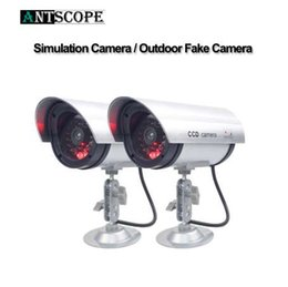 $enCountryForm.capitalKeyWord Australia - Waterproof CCTV Wireless Home Security Fake Camera Video Dummy Surveillance Indoor Outdoor With LED Red Led Bullet Cameras 19