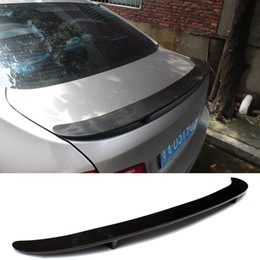 Estilo HA Troncos De Fibra De Carbono Boot Spoiler Fit Para BMW F07 5-Series GT 10-IN on Sale