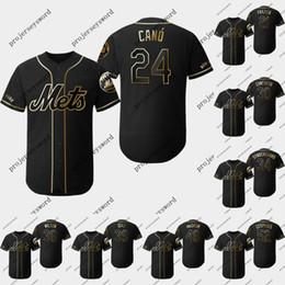 $enCountryForm.capitalKeyWord NZ - New York Robinson Cano 2019 Golden Edition Jersey Michael Conforto Noah Syndergaard Edwin Diaz Jacob deGrom Jed Lowrie Mets Baseball Jerseys