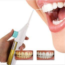 $enCountryForm.capitalKeyWord NZ - Portable Power Floss Dental Water Jet Cords Tooth Mechine Dental Cleaning Whitening Teeth Cleaner Kit C18112601