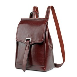 $enCountryForm.capitalKeyWord UK - 2018 new trend fashion lady backpack Famous design High Quality Large capacity multifunction Genuine leather Office Ladies bag