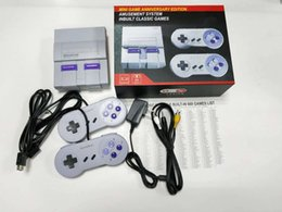 camera drop shipping Australia - 2019 TV Handheld Mini Game Consoles Newest Entertainment System For 660 SFC NES SNES Games Console Drop Shipping free DHL