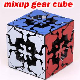 $enCountryForm.capitalKeyWord Australia - Puzzle Magic Cube FangCun Rapid 3x3x3 mixup gear cube strange shape professional speed cube educational Logic game gift toys Z