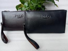 Discount newest cell phones - Designer Wallet Mens Designer Wallets Polo Handbag Men Double Wallet Manufacturer Direct Sale Free Shipping Newest Arriv