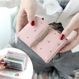 License Holders Australia - New Credit Card Holder Porte Carte Fresh Pu Leather Id Card Holder Women Carte Bancaire Protector Driver 's License Wallet