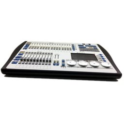 $enCountryForm.capitalKeyWord Australia - Professional dj controller 1024 dmx stage light Hand-painted console touch screen display can put library for moving head lights