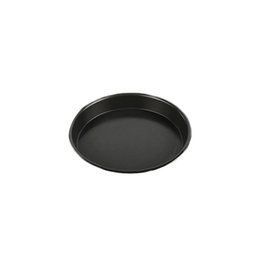 round kitchen sets Australia - Non-stick Round Pizza Pan 6 10 Inch Tray Dish Plate Mold Kitchen Baking Tool Set