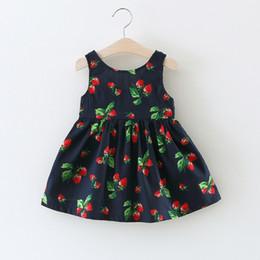 $enCountryForm.capitalKeyWord NZ - good quality baby girls dress summer children girls fashion party vest dress kids clothes girls cotton printing dresses