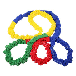 $enCountryForm.capitalKeyWord NZ - 300cm Outdoor Elastic Band Activity Game Elastic Wool Cooperative Band Integrated Dynamic Exercise Exercise Sports Exe