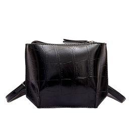 China xiniu Women Joker Messenger Bag Shoulder Bag Simple Fashion Small Square supplier joker messenger bag suppliers