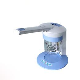 $enCountryForm.capitalKeyWord Australia - Beauty Salon Herbal Vaporizer Aroma Ozone Facial Steamer Facial Sauna Spa Home Use Hot Thermal Spray Vapor Facial Steaming Skin T190619