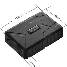 wholesale gps car trackers Australia - TKSTAR TK915 Magnet GSM Car GPS Tracker 10000mAh 120Days Standby gps locator Free Real Time Online APP Rastreador Tracking Device