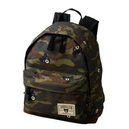 $enCountryForm.capitalKeyWord UK - Brand Design Japanese Kids Small Mini Backpack Camouflage School Bag for Children Cute Holiday Travel Bag Girls Canvas Backpack