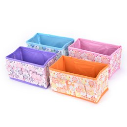 Dresser Toy Australia - New Large Capacity Foldable Multifunction Make Up Cosmetics Storage Box Container Bag Dresser Desktop Cosmetic Makeup