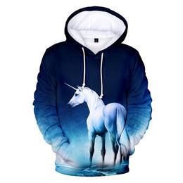 $enCountryForm.capitalKeyWord Australia - Aikooki New Unicorn 3D Hoodies Men women Fashion Sweatshirt Spring autumn Casual Hoodie Boys girls Cool Coats Outwear Mens