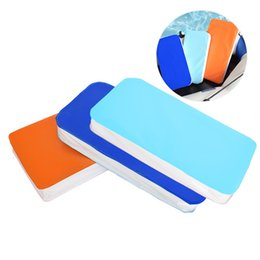 $enCountryForm.capitalKeyWord Australia - Inflatable Boat Dinghy Padded Kayak Accessories PVC Foam Cushion Water Floating Board Moisture-proof Color Random Delivery