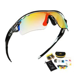 polarized glasses for women Australia - Designer Sunglasses Men Polarized Cycling Glasses Bike Outdoor Sports Bicycle Sunglasses For Men Women Goggles Eyewear 5 Lens Myopia Frame