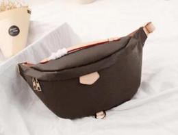 Vintage shoulder bags online shopping - 2018 Designer Newest Stlye Famous Bumbag Cross Body Shoulder Bag designer Waist Bags Bum Unisex Waist Bags M43644