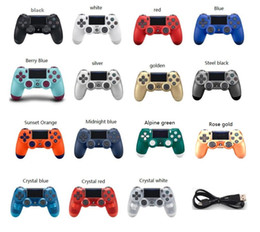 $enCountryForm.capitalKeyWord Australia - NEW Package 15 colors Bluetooth Wireless PS4 Controller for PS4 Vibration Joystick Gamepad PS4 Game Controller for Sony Play Station