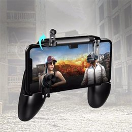 $enCountryForm.capitalKeyWord Australia - EastVita Gamepad PUBG Mobile Trigger Control Smartphone Gamepad Controller L1R1 Gaming Shooter for Iphone Android game accessory