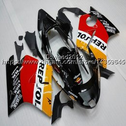 Cowl Fairing Australia - 23colors+Custom Injection mold repsol red motorcycle cowl for HONDA CBR1100XX 1997 1998 1999 2000 2001 2002 2003 motorcycle Fairing hull
