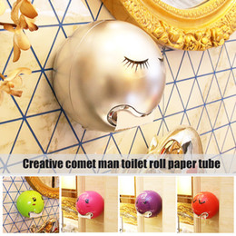 $enCountryForm.capitalKeyWord Australia - Tissue Box ABS Cute Ball Paper Box Hygienic Paper Storage Container Living Room Bathroom JS23
