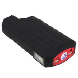 $enCountryForm.capitalKeyWord Australia - Portable Mini 50800mAH High Capacity 12V 4 USB Car Emergency Jump Starter Charger Power Bank For Emergency Car Charger