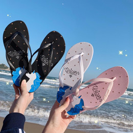$enCountryForm.capitalKeyWord Australia - Harajuku Animal Flip Flops Women Cartoon Slippers Summer Beach Mules Outside Indoor Slippers Beach Cool Babouche House Slip On