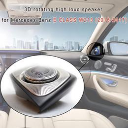 $enCountryForm.capitalKeyWord Australia - Car Audio system 3D rotating treble Speaker 3D rotating high loud speaker for Mercedes-Benz E CLASS W213 (2016-2017)