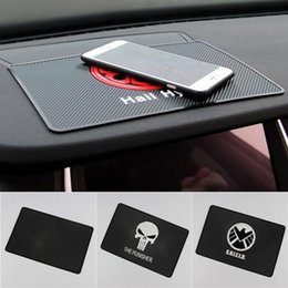 $enCountryForm.capitalKeyWord Canada - Car Ornament Universal Anti-Slip Mat Reusable Dashboard Sticky Pad Non-slip Mat Dashboard Holder For Key GPS Cell Phone 17x26CM