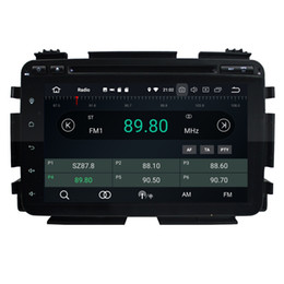 Car v gps online shopping - IPS Android Octa Core din quot Car DVD Radio GPS for Honda Vezel HRV HR V With GB RAM GB ROM Bluetooth WIFI