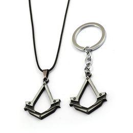 $enCountryForm.capitalKeyWord Australia - HSIC Game Jewelry Keychain Unity Antique Silver Alloy Keyring Holder Car Bag Women Men llavero Jewelry HC13084