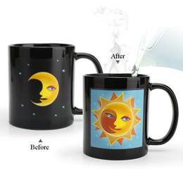 $enCountryForm.capitalKeyWord NZ - Novelty Gifts Sun Moon Temperature Changing Mugs,Color Changing Chameleon Mugs Heat Sensitive Cup Coffee Tea Milk Mug