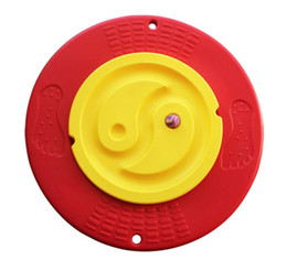 sports activities for kids Canada - Tai Chi Balance Board Balance Trainer Wobble Board Kids Balancing Games Activities Sensory Integration Sport Toy For Children
