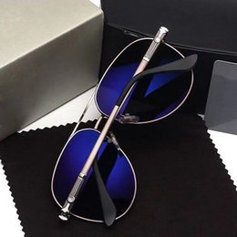 5de3c009efe6c0 742 Cat Eye Sunglasses Fashion Brand Designer lady female mirror Points Sun  Glasses for women lunettes femme quay style with case and box