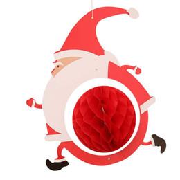 $enCountryForm.capitalKeyWord Australia - Christmas Ornament Ceiling Paper Art Pendant Christmas Tree Gift Paper Hanging Decoration Adornos De Navidad 2019 Decoratie