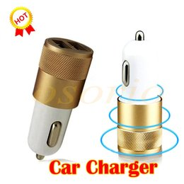 $enCountryForm.capitalKeyWord Australia - Car Charger, 3.1A Dual USB Port Car Chargers Portable Travel Charger Rapid Auto Adapter for iPhone 6 Plus 6 5S 5 4, iPad,Samsung Galaxy