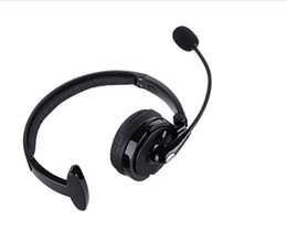 Multi Point Bluetooth Australia - Top sale Mono BH-M10B Multi-point Wireless Bluetooth Headphone Headset Earphone with Mic for Truck Driver PS3 PC