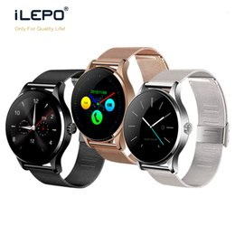 smart watch wholesale Australia - K88H Bluetooth Smart Watch MTK2502 Heart Rate Monitor Sync Phone Call Message Men Women Wrist Smartwatch for android iphone smart watches