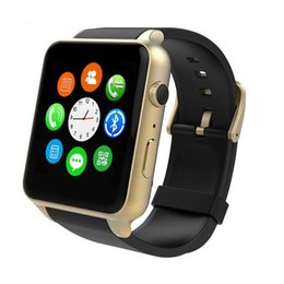 Bluetooth Smart Watch Sim Australia - 2019 New SIM Card Bluetooth Sports GT88 Smart Watch with Heart Rate Monitor and Wristwatch Phone Mate Independent Smartphone for Android IOS